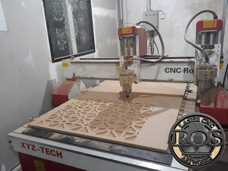 CNC Woodworking