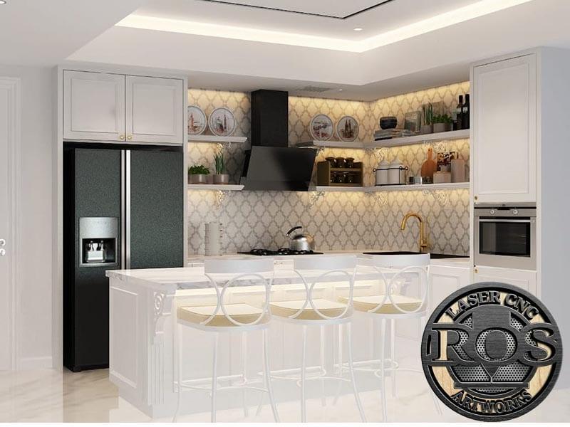 Jasa Desain Interior Kitchen Set