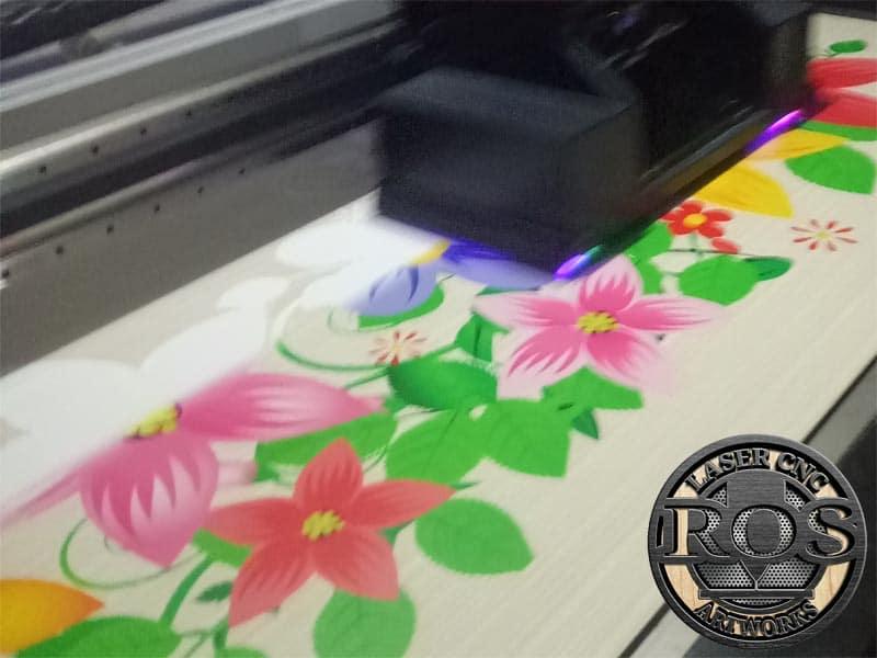 Jasa Printing UV Flatbed