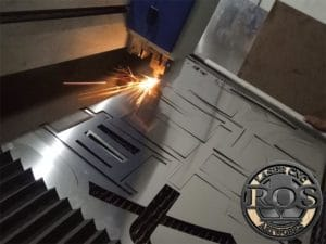 Jasa Laser Cutting Stainless Steel