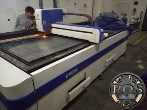 Mesin Fiber Laser Cutting Metal