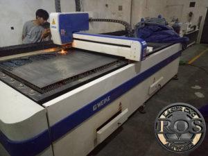Mesin Fiber Laser Cutting Metal