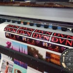 Mesin Printing Sticker Vinyl